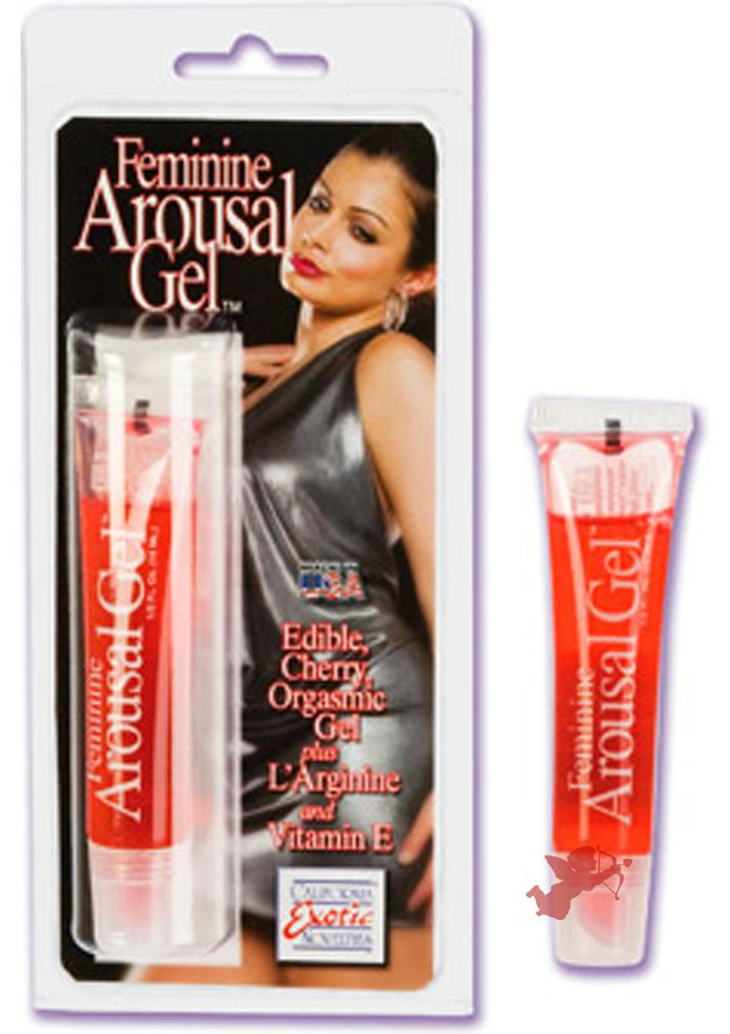 Feminine Arousal Gel