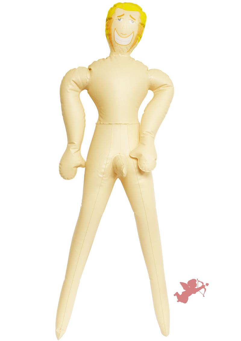 Travel Size John Blow Up Doll