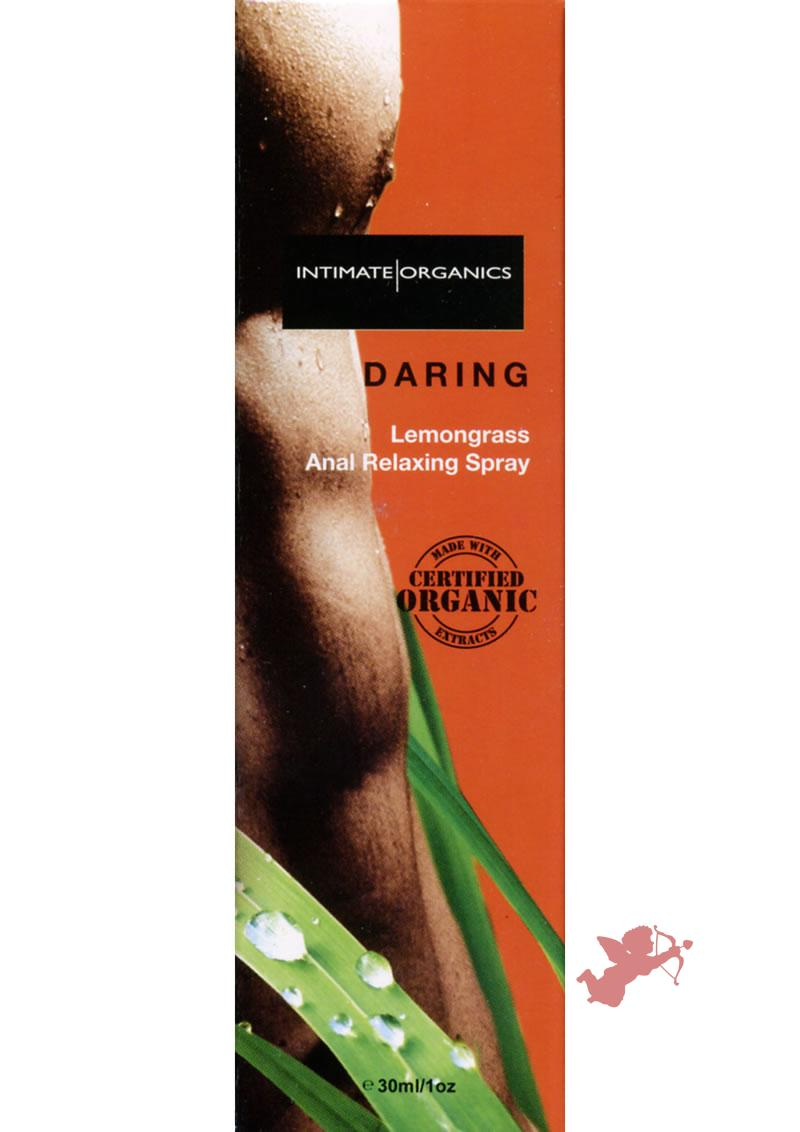 Daring Anal Spray - Men 1oz