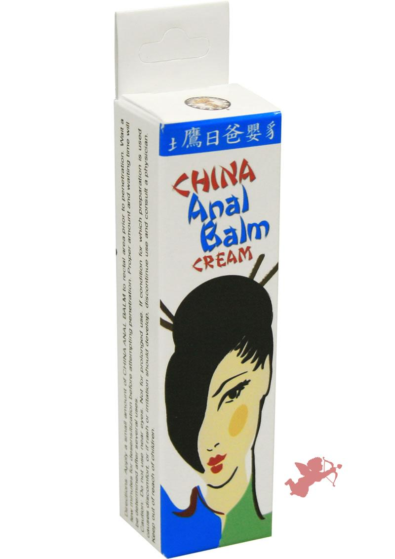 China Anal Balm Cream