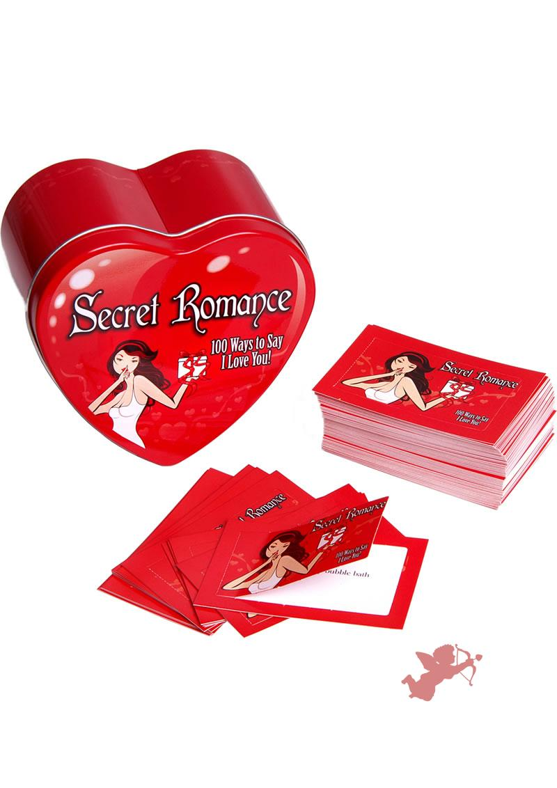 Secret Romance Game