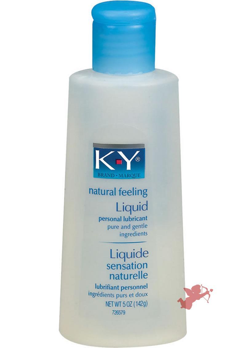 KY Liquid 5 Ounce