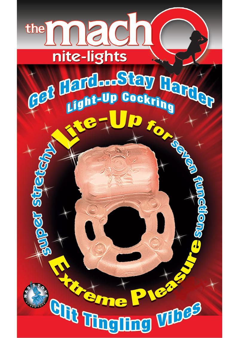 Macho Nite Lights Flesh