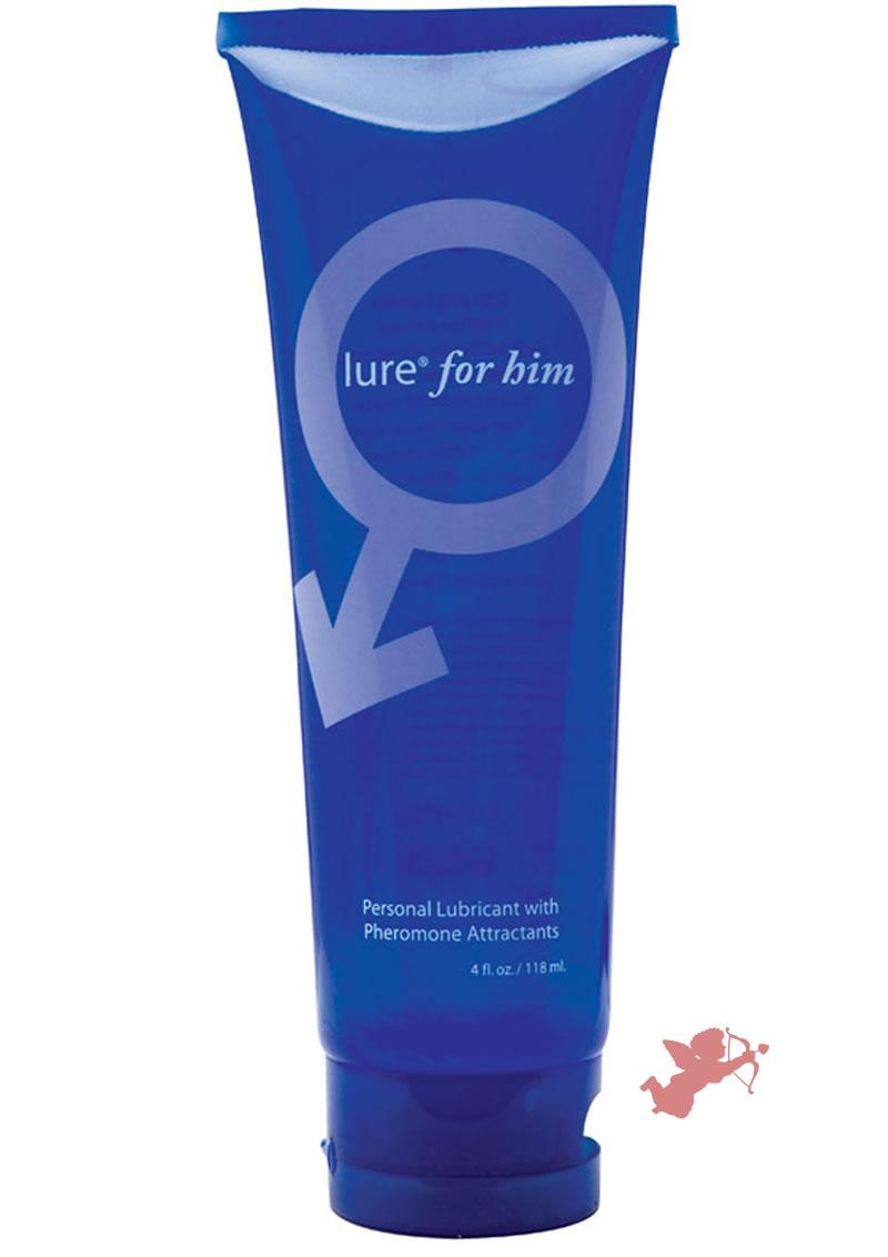 Lure For Him Personal Lube 4 Ounce