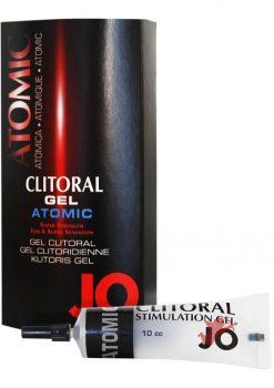 Jo Atomic Clitoral Gel 10cc