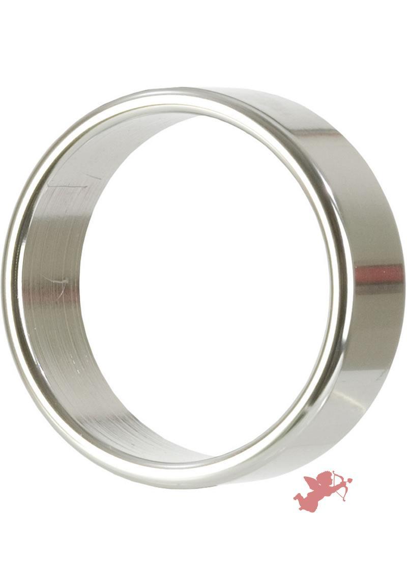 Alloy Metallic Ring XL