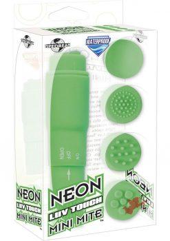 Neon Luv Touch Mini Mite Green