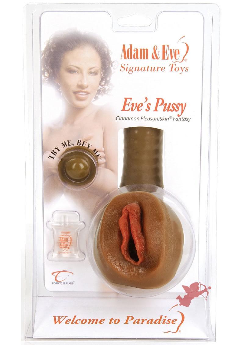 Eve`s Pussy - Cinnamon