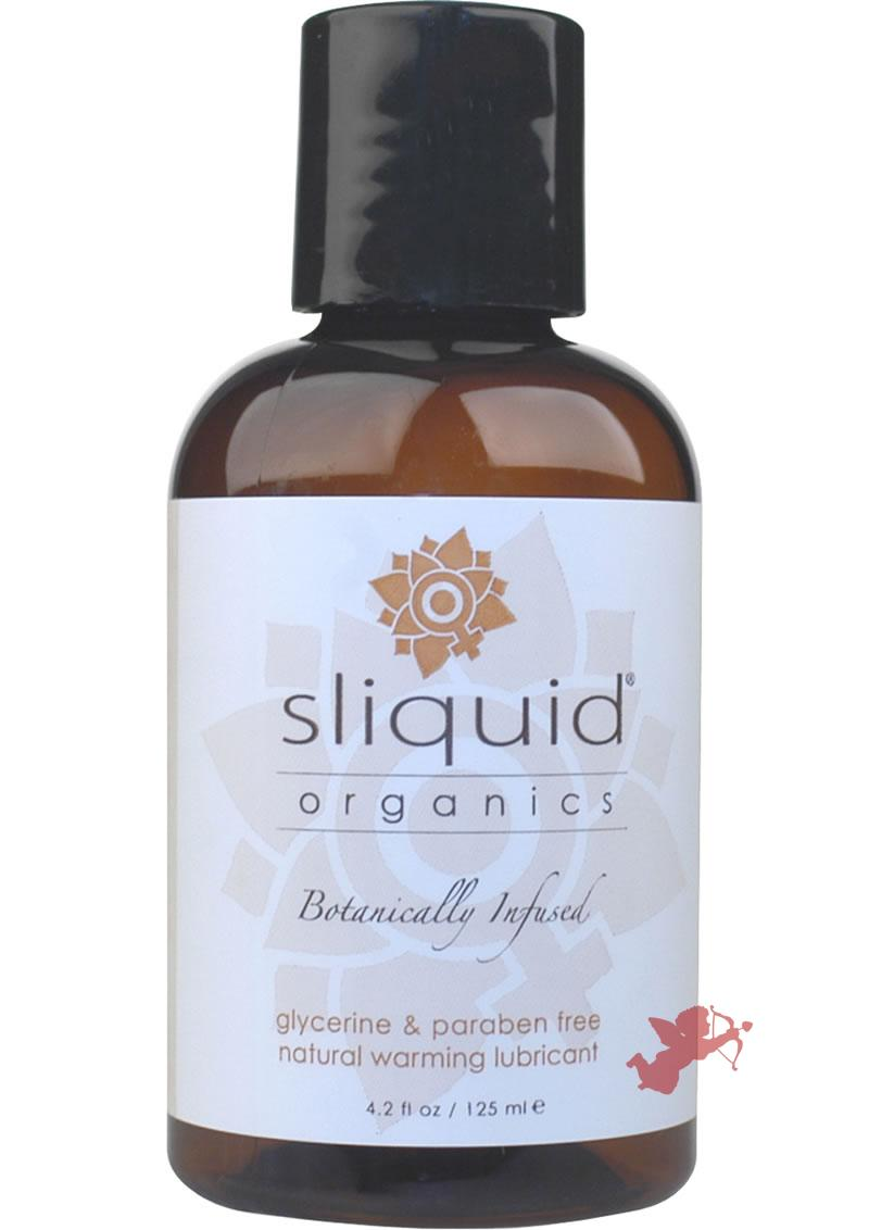 Sliquid Organics Sensation 4.2oz