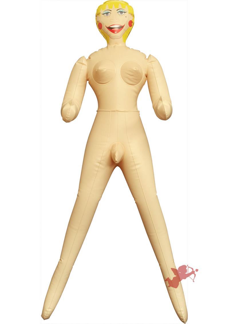 Travel Size Tranny Inflat Doll