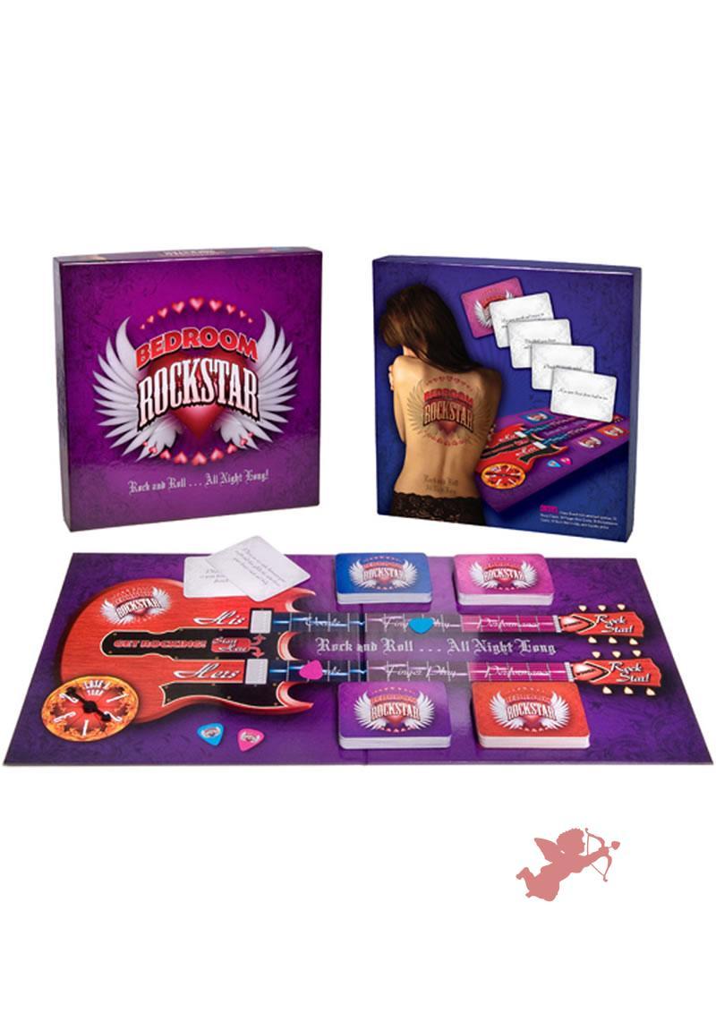 Bedroom Rockstar Board Game