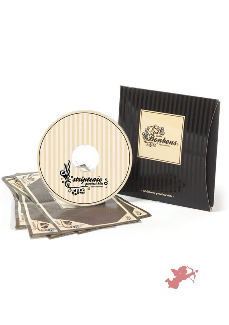 Bonbons Striptease Greatest Hits Disc