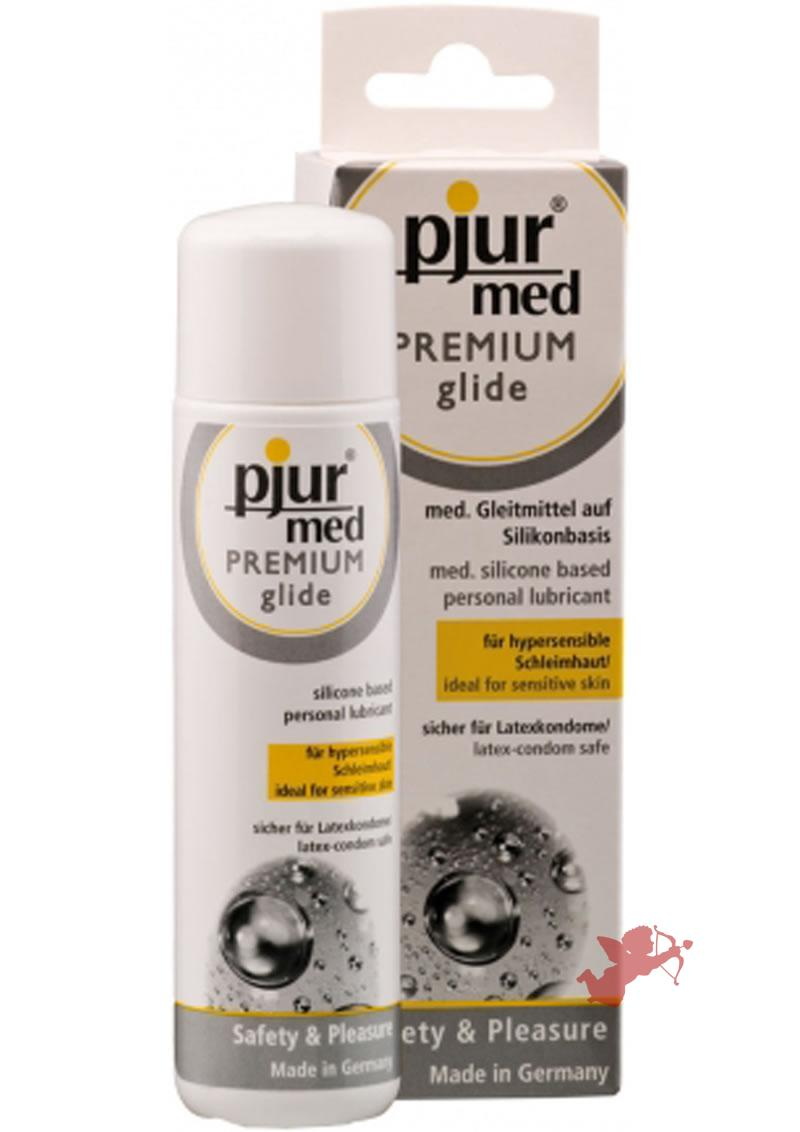 Pjur Med Premium Glide Silicone Lubricant 3.4 Ounce