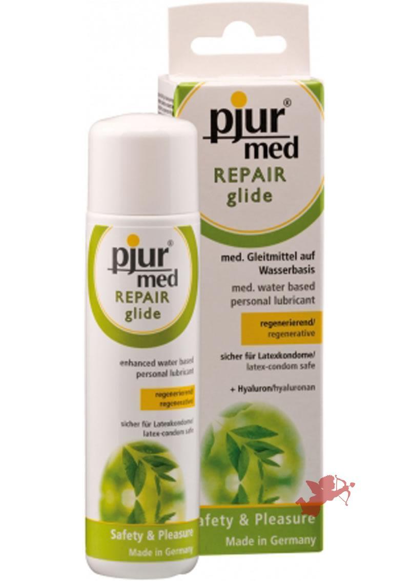 Pjur Med Repair Glide Water Based Lubricant 3.4 Ounce