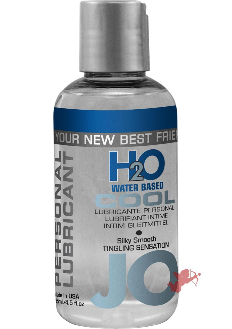 Jo H2O Cool Water Based Lubricant 4.5 Ounce