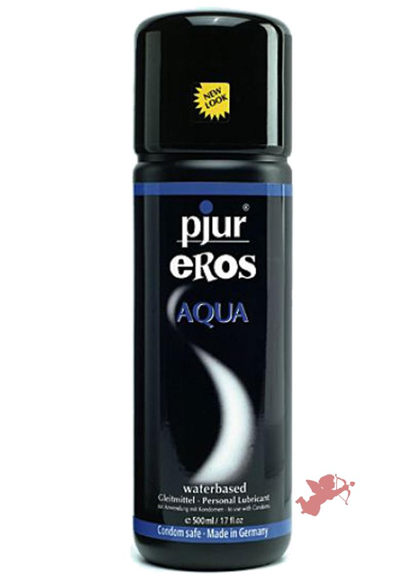 Eros Aqua Water 500ml Formulation