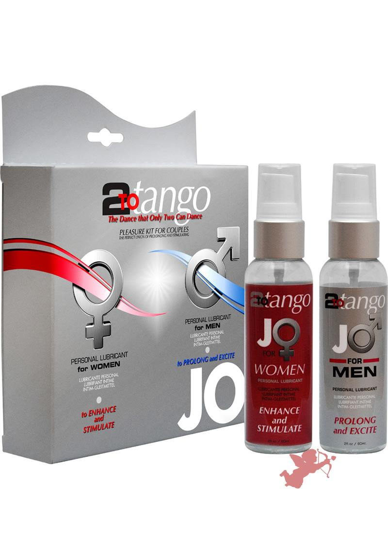 Jo 2 To Tango Pleasure Kit For Couples