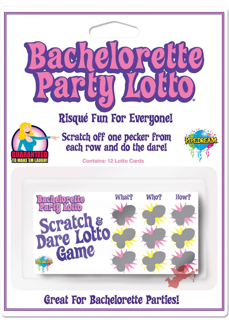 Bachelorette Lotto
