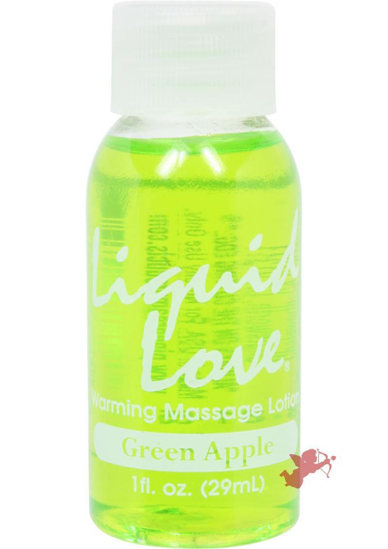 Liquid Love Green Apple 1oz