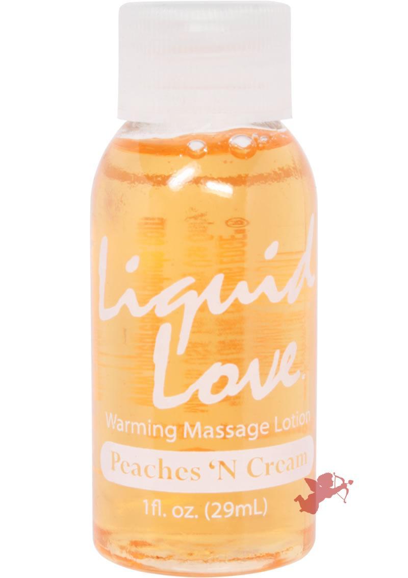Liquid Love Peaches N Cream 1oz