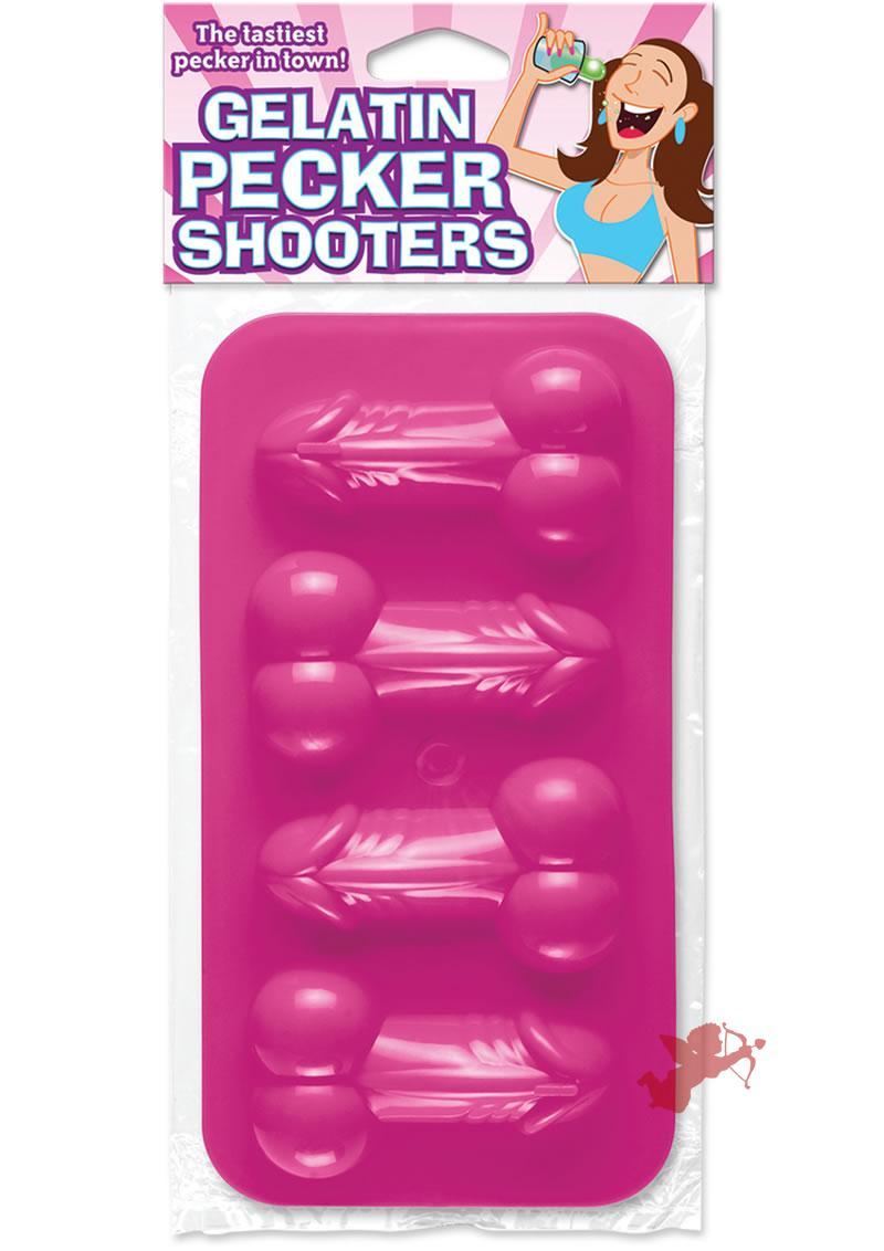 Gelatin Pecker Shooters