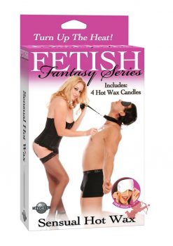Fetish Fantasy Sensual Hot Wax