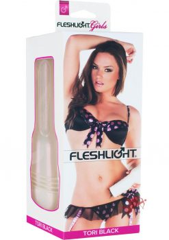 Fleshlight Girls Tori Blacks Lotus Vagina Textured Masturbator Flesh