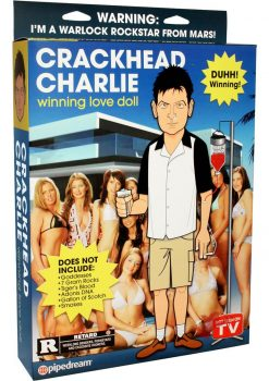 Crackhead Charlie Winning Inflatable Love Doll