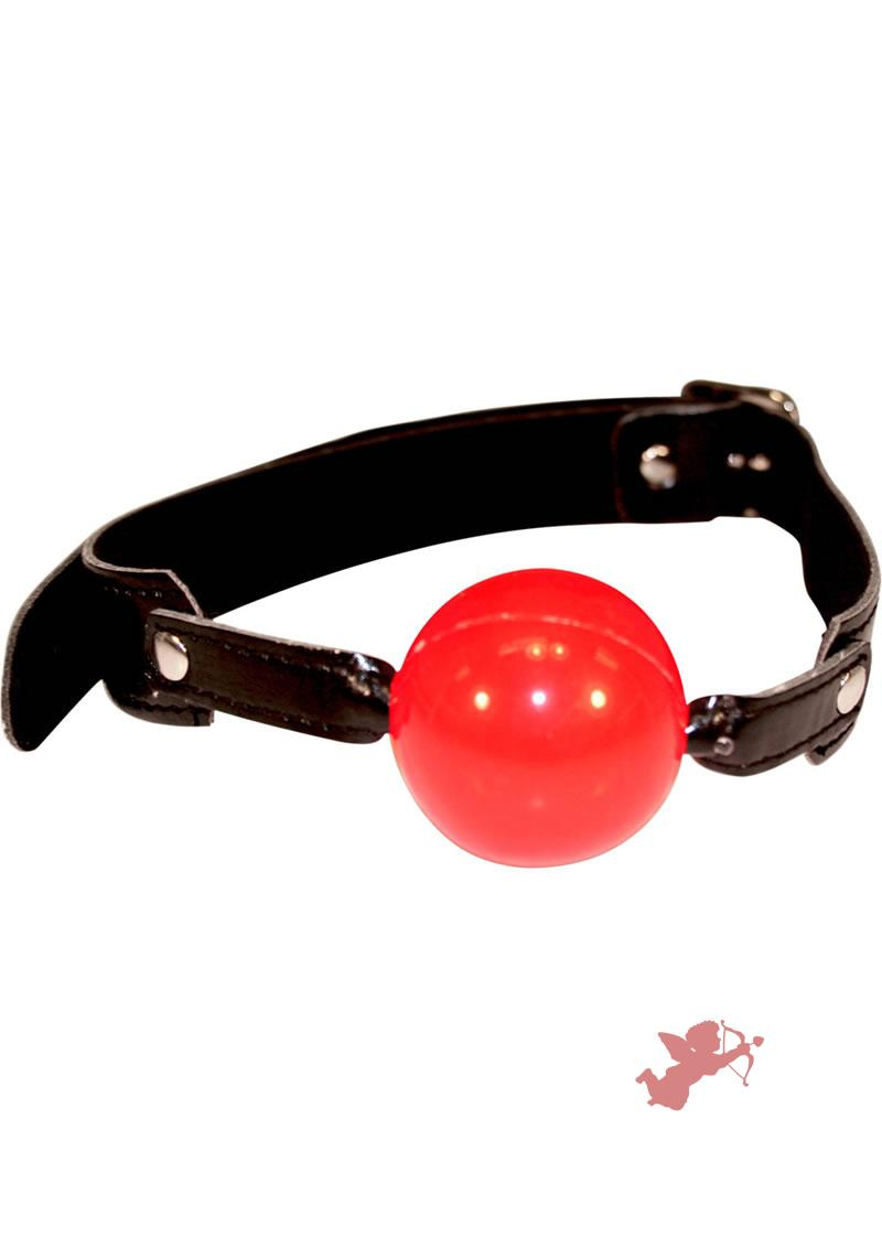 Sex and Mischief Solid Ball Gag