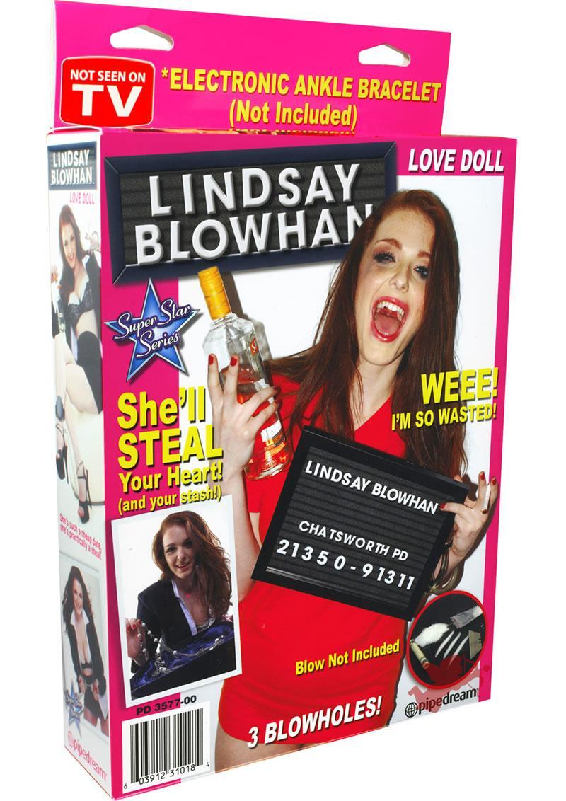 Lindsay Blowhand Love Doll Inflatable Flesh