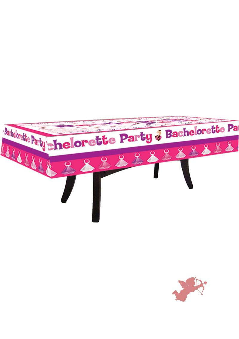 Bachelorette Party Tablecloth