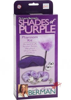 Dr Laura Berman Shades Of Purple Playroom Kit