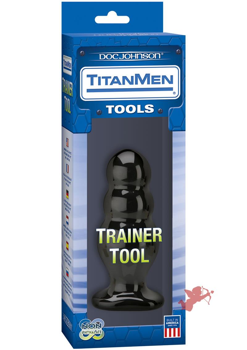 Titanmen Trainer Tool Number 4 Black