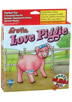 Erotic Love Piggie Blowup