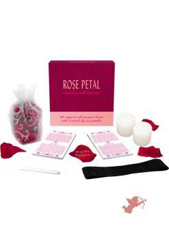 Rose Petal Seductions Card Game
