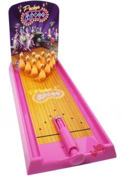 Bachelorette Party Favors Pecker Pins Mini Bowling Game