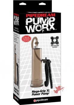 Pump Worx Mega Grip XL Power Pump