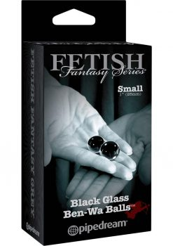 Fetish Fantasy Limited Edition Glass Ben Wa Balls Small