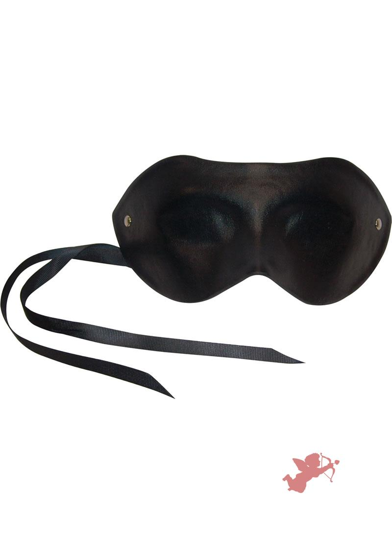 Sex and Mischief Blackout Mask