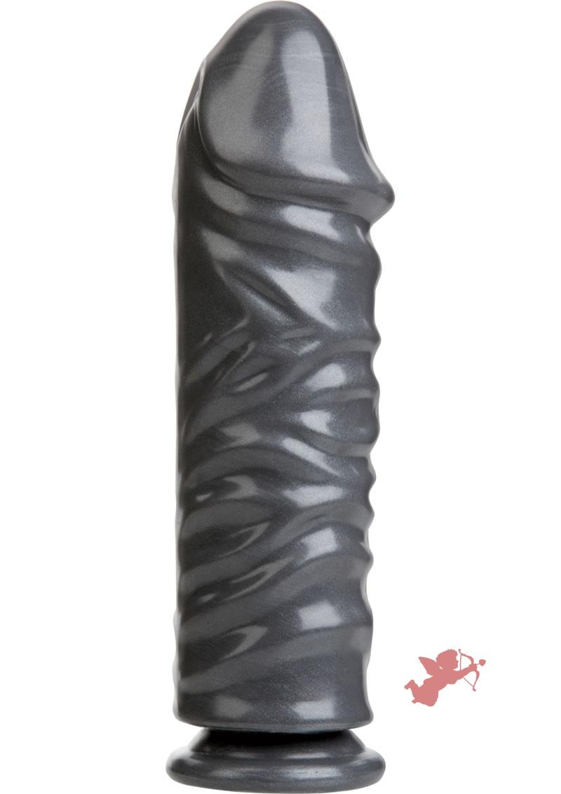 American Bombshell Bunker Buster Dong Grey 7 Inch