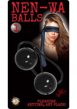 Nen Wa Balls 1 Waterproof Black
