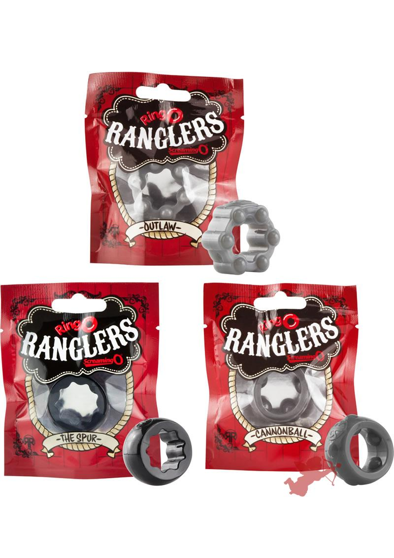Ringo Ranglers Cockrings Fish Bowl Assorted 30 Each Per Bowl