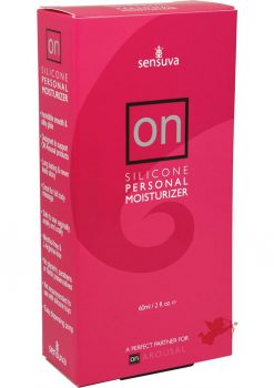 On Silicone Personal Moisturizer 2oz./60ml.