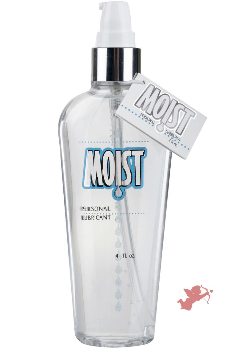 Moist Personal Lube 4oz