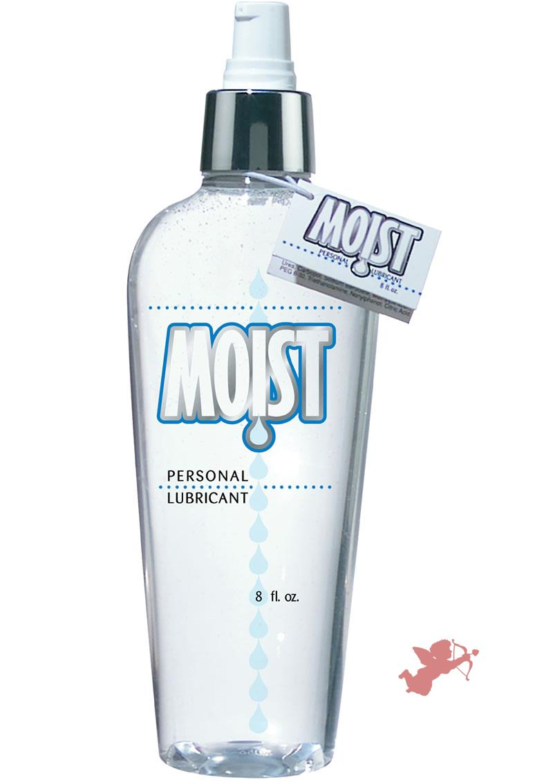 Moist Personal Lube 8oz