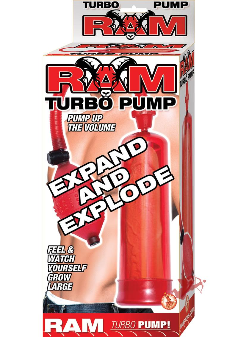 Ram Turbo Pump Red