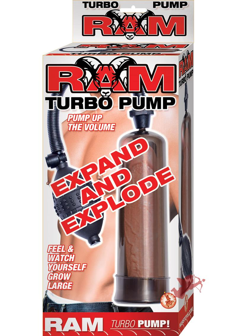 Ram Turbo Pump Smoke