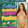 Edible Gummy Panty - Watermelon
