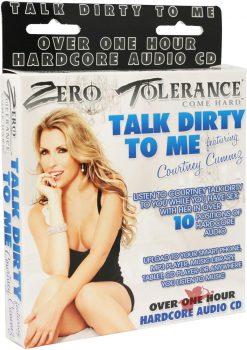 Talk Dirty To Me Courtney Cummz Audio CD