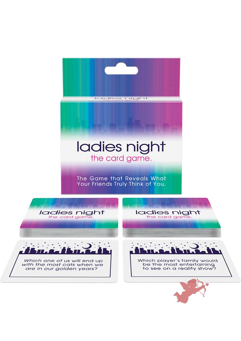 Ladies Night The Card Game